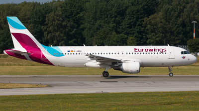 A picture of DABDU - Airbus A320214 - Eurowings - © Alexander Zur
