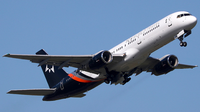 A picture of GZAPX - Boeing 757256 - Titan Airways - © Eric Page Lu