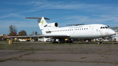 UR-42403 - Yakovlev Yak-42D - Lviv Airlines