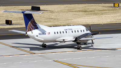 N235SW - Embraer EMB-120ER Brasília - United Express (SkyWest Airlines)