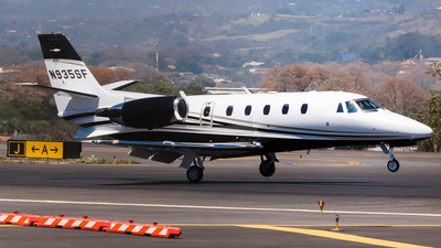 N935SF - Cessna 560XL Citation XLS+ - Private