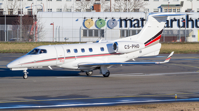 CS-PHO - Embraer 505 Phenom 300 - NetJets Europe