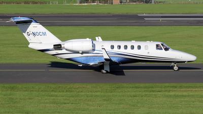 G-NOCM - Cessna 525A CitationJet CJ2 - Air Charter Scotland