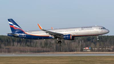 A picture of VQBTT - Airbus A321211 - Aeroflot - © Dmitry Molokovich