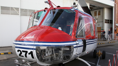 A picture of VHHUE - Bell 205A1 - [30290] - © Wal Nelowkin