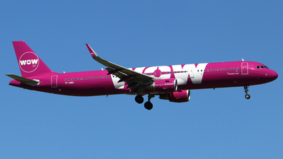 TF-GMA - Airbus A321-211 - WOW Air