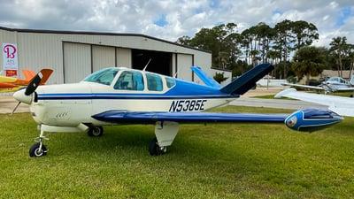 N5385E - Beechcraft K35 Bonanza - Private