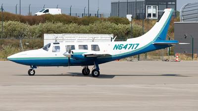 N64717 - Piper PA-60 602P Aerostar  - Private