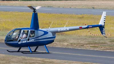 D-HALN - Robinson R44 Raven II - Air Lloyd
