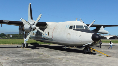 1770 - Fokker F27-400M Troopship - Guatemala - Air Force
