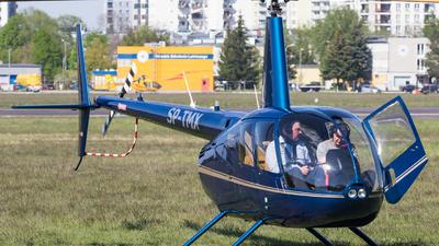 SP-TMX - Robinson R44 Raven - Private
