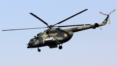 508 - Mil Mi-171Sh Baikal - Bangladesh - Air Force