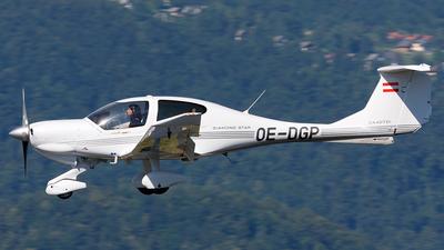 OE-DGP - Diamond DA-40D Diamond Star TDI - Private