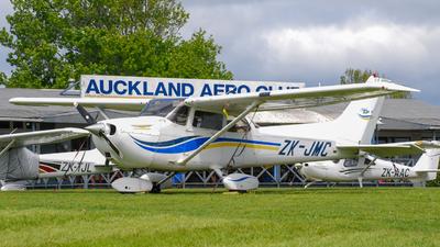ZK-JMC - Cessna 172S Skyhawk SP - Aero Club - Auckland