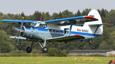 RA-84662 - PZL-Mielec An-2P - Private
