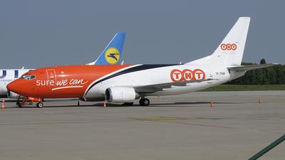 TF-TNM - Boeing 737-34S(SF) - TNT (Bluebird Cargo)