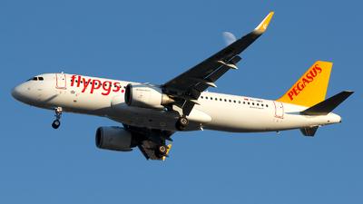 A picture of TCNBV - Airbus A320251N - Pegasus Airlines - © MBekir CKMK