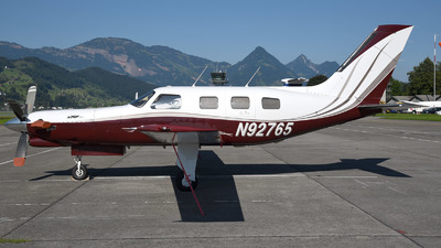 N92765 - Piper PA-46-350P Malibu Mirage/Jetprop DLX - Private
