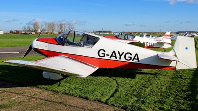 G-AYGA - Jodel D117 Grand Tourisme - Private