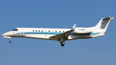 D-AHOS - Embraer ERJ-135BJ Legacy 650 - Air Hamburg