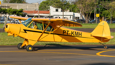 PT-KMH - Piper PA-18-150 Super Cub - Private