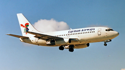 VP-CAL - Boeing 737-205(Adv) - Cayman Airways