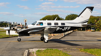 A picture of PPJFF - Piper PA46500TP - [4697559] - © Radioactivity