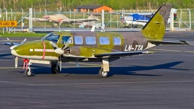 LN-TTA - Piper PA-31-350 Chieftain - Blom Geomatics