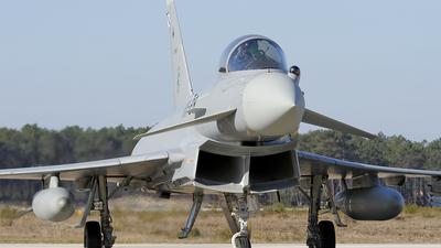 C.16-48 - Eurofighter Typhoon EF2000 - Spain - Air Force