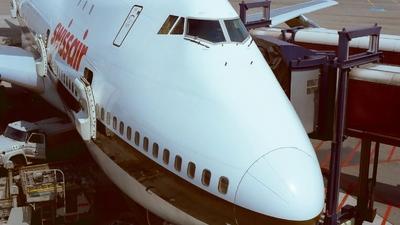 HB-IGB - Boeing 747-257B - Swissair