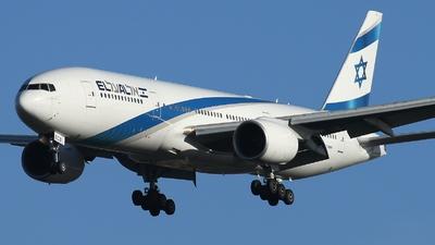 A picture of 4XECB - Boeing 777258(ER) - El Al - © AL-Alan Lebeda