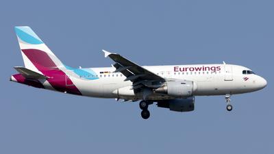 A picture of DABGN - Airbus A319112 - Eurowings - © Kris Van Craenenbroeck