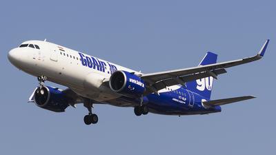 VT-WJP - Airbus A320-271N - Go Air