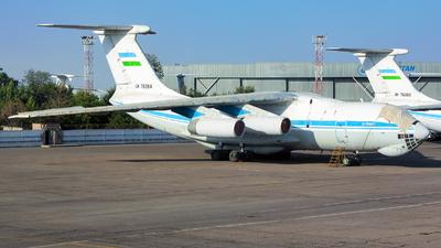 UK-76364 - Ilyushin IL-76MD - Uzbekistan - Air Force