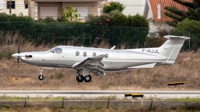 F-HJJL - Pilatus PC-12/47E - Private