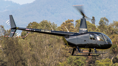 A picture of VHHWD - Robinson R44 II - [12876] - © Clinton_vern