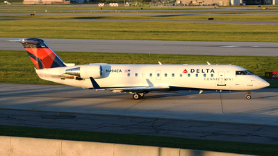 N494CA - Bombardier CRJ-200ER - Delta Connection (SkyWest Airlines)
