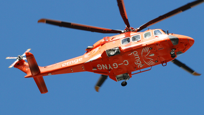 A picture of CGYNG - AgustaWestland AW139 - Ornge Air - © Jukka Hemilä