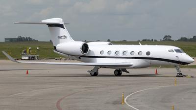 N922DN - Gulfstream G500 - Private