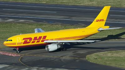 OO-DIF - Airbus A300B4-103(F) - DHL (European Air Transport)