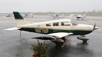 N67AP - Piper PA-28-181 Archer III - Private