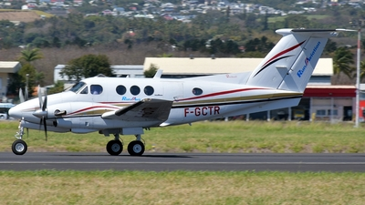 F-GCTR - Beechcraft F90 King Air - Private