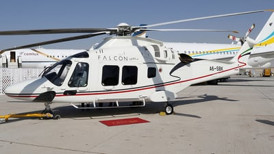 A6-SBK - Agusta-Westland AW-169 - Golden Falcon Aviation