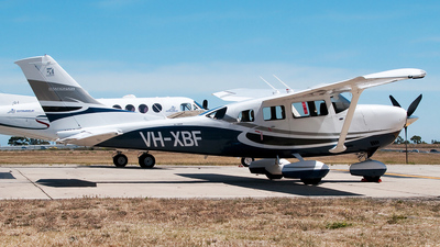 VH-XBF - Cessna 206H Stationair - Private