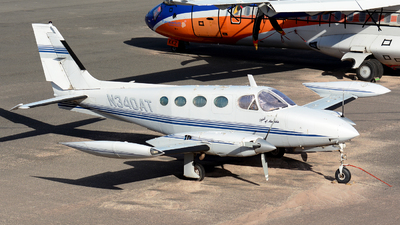 N340AT - Cessna 340A - Private