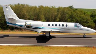 A picture of PTLKS - Cessna S550 Citation SII - [S5500114] - © Jaasiel Abner