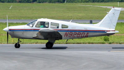 A picture of N9280A - Piper PA28161 - [288616040] - © nicholastoto