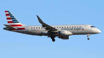 N250NN - Embraer 170-200LR - American Eagle (Envoy Air)