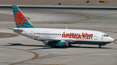 N186AW - Boeing 737-277(Adv) - America West Airlines