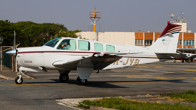 PR-JVB - Beechcraft A36 Bonanza - Private